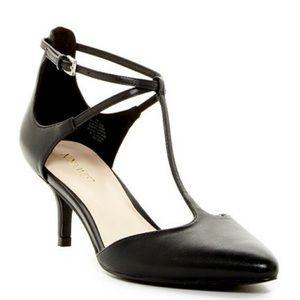 NWT Nine West T-Strap Heels